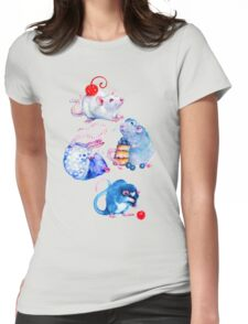 Sweet Rats Womens Fitted T-Shirt