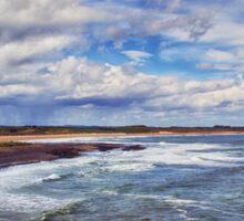 Coastal Daydreams Sticker