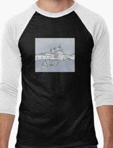 Venice Men's Baseball ¾ T-Shirt