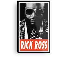 (MUSIC) Rick Ross Metal Print