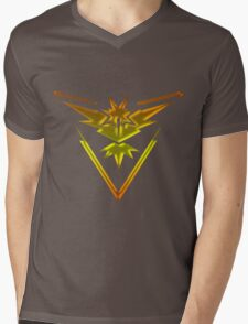 Pokemon Go: Instinct   Mens V-Neck T-Shirt