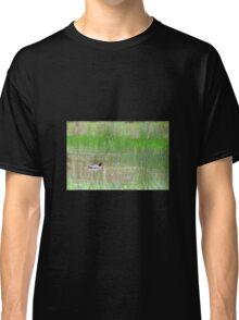 Duck swimming Classic T-Shirt
