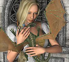 Princess and Dragon by Vac1