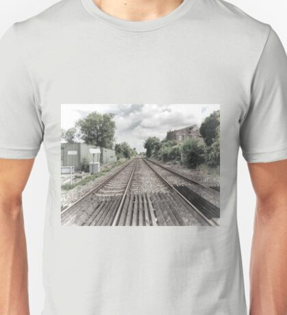Making Tracks - Toned Unisex T-Shirt