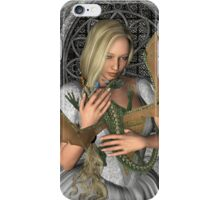Princess and Dragon iPhone Case/Skin