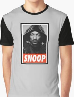 (MUSIC) Snoop Dogg Graphic T-Shirt