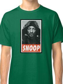 (MUSIC) Snoop Dogg Classic T-Shirt