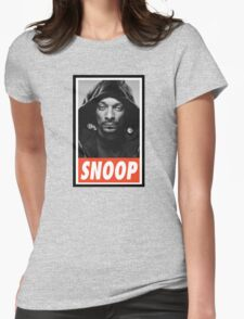 (MUSIC) Snoop Dogg Womens Fitted T-Shirt