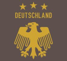 Deutschland Soocer Team by refreshdesign