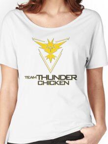 Team Thunder Chicken Women's Relaxed Fit T-Shirt