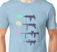 Bubble-Guns Unisex T-Shirt