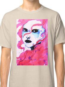 Watercolour woman Classic T-Shirt