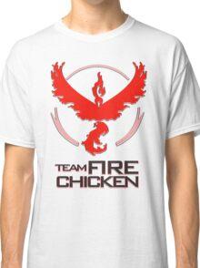 Team Fire Chicken Classic T-Shirt