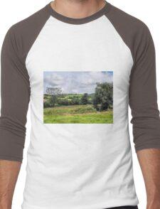 Rural Axminster Men's Baseball ¾ T-Shirt