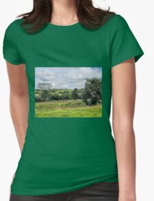 Rural Axminster Womens Fitted T-Shirt