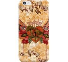 You Hold The Key iPhone Case/Skin