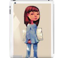 Pillow Girl iPad Case/Skin