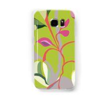 Spring Pink Flowers Samsung Galaxy Case/Skin