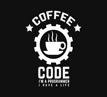 coffee and code. I am a programmer. I have a life Classic T-Shirt