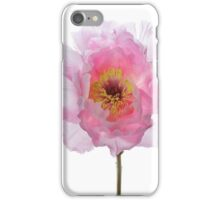 Pink Tree Peony iPhone Case/Skin