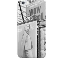 New York City Times Square 2000 Advertising Billboards iPhone Case/Skin