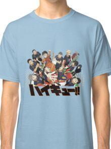 Haikyuu!! Anime Classic T-Shirt