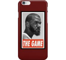 (MUSIC) The Game iPhone Case/Skin