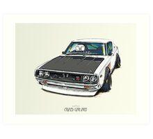 ozizo art 0025 Art Print
