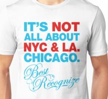 Best Recognize (v3) Unisex T-Shirt