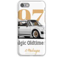 Porsche 934 RSR iPhone Case/Skin