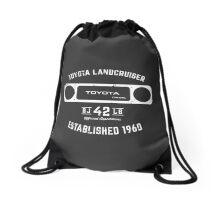 Toyota 40 Series Landcruiser BJ42 Square Bezel Est. 1960 Drawstring Bag