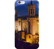 Basilica By Night iPhone Case/Skin