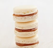 French macarons by Elisabeth Coelfen