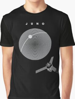 MISSION JUNO: NASA Space Probe  Graphic T-Shirt