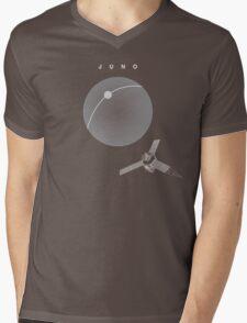 MISSION JUNO: NASA Space Probe  Mens V-Neck T-Shirt