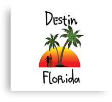 Destin Florida. Canvas Print