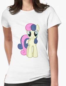 Happy Bonbon ! Womens Fitted T-Shirt