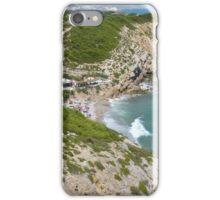 Sitges Clifftop Walk iPhone Case/Skin