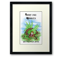 Snort and Wobbles Framed Print