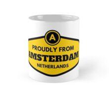 Proudly From Amsterdam Netherlands Mug