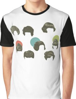 Hair Today, Gone Tomorrow Graphic T-Shirt