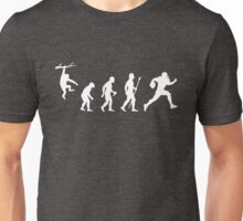 Funny American Football Evolution T Shirt Unisex T-Shirt