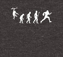 Funny American Football Evolution T Shirt Unisex T-Shirt