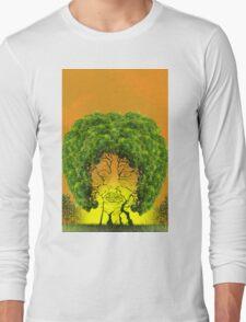 Afro Long Sleeve T-Shirt