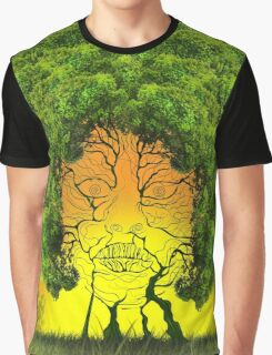 Afro Graphic T-Shirt