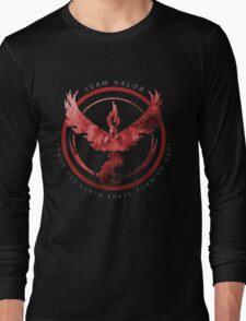 Pokemon Go: valor   Long Sleeve T-Shirt