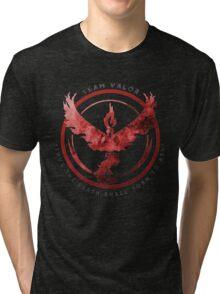 Pokemon Go: valor   Tri-blend T-Shirt