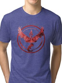 Pokemon Go: valor   Tri-blend T-Shirt