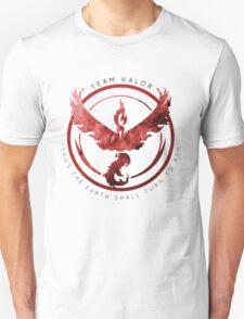 Pokemon Go: valor   Unisex T-Shirt