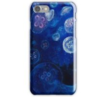 It's Jellyfishing Outside Tonight iPhone Case/Skin